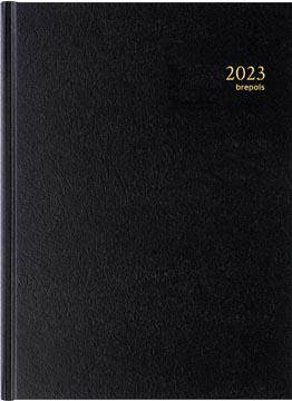 Brepols Bremax 2 Santex, noir, 2021