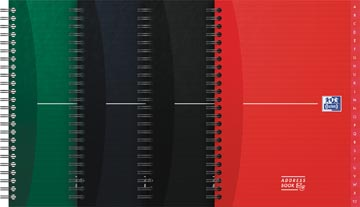 Oxford OFFICE Essentials addressbook, 144 pages, ft A5