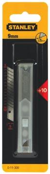Bostitch lames de rechange pour cutter, lames de 9 mm