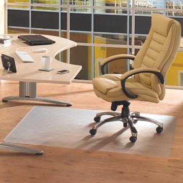 Floortex tapis de sol Cleartex Advantagemat, pour les surfaces dures, rectangulaire, ft 120 x 200 cm