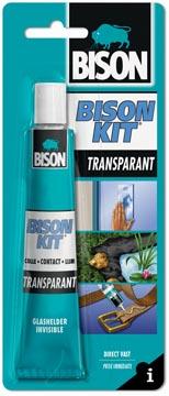 Bison kit colle de contact Transparente