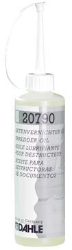 Dahle huile pour destructeurs de documents, flacon de 250 ml
