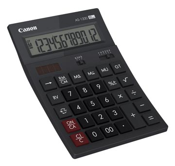 Canon calculatrice de bureau AS-1200