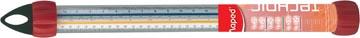 Maped échelle de réduction, orange, échelles 1:20, 1:25, 1:50, 1:75, 1:100, 1:125