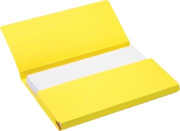 Jalema Secolor Pochette documents pour ft folio (34,8 x 23 cm), jaune