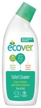 Ecover nettoyant pour toilettes, parfum frais de pin, flacon de 750 ml