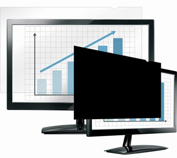 Fellowes Privacy Filter widescreen, 22 pouces