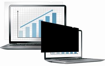 Fellowes filtre de confidentialité pour ordinateur portable à écran panoramique de 12,5 pouces