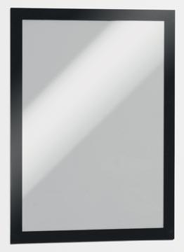 Durable Duraframe ft 21 x 29,7 cm (A4), noir, 2 pièces