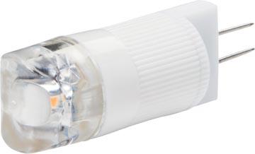 Verbatim capsule LED, culot G4, 11 W, 2700 K