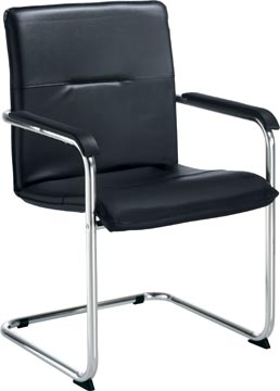 EOL chaise visiteur Nomina, jeu de deux