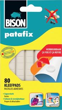 Bison Patafix pâte de colle, blister de 80 stuks
