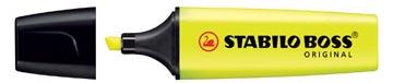 STABILO surligneur BOSS ORIGINAL, jaune