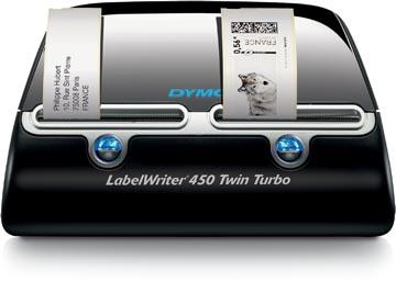 Dymo système de lettrage LabelWriter 450 Twin Turbo