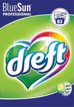 Dreft poudre à laver, pour le ligne coloré, 83 doses, boîte de 5,81 kg