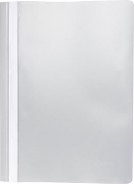 Pergamy farde à devis, ft A4, PP, paquet de 25 pièces, gris