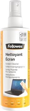 Fellowes spray nettoyant, flacon de 250 ml