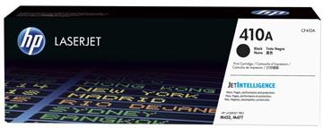 HP toner 410A, 2 300 pages, OEM CF410A, noir