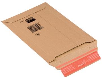 Colompac enveloppe d'expédition CP010, ft 15 x 25 x 5 cm , brun
