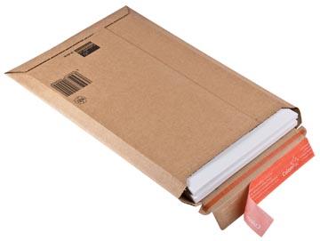 Colompac enveloppe d'expédition CP010, ft 23,5 x 34 x 3,5 cm, brun
