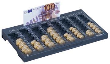 Durable monnayeur Euroboard L, ft 32,4 x 3,4 x 19 cm