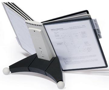 Durable Table Sherpa 10 5 x gris, 5 x noir