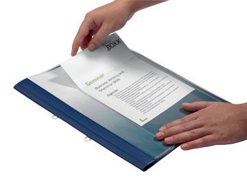 Durable Etui Pocketfix A5 boîte de 25 pièces