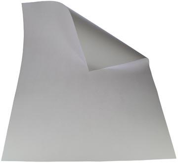 Folia papier à dessin coloré blanc