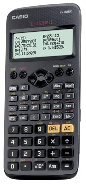 Casio calculatrice scientifique FX-82EX