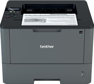 Brother imprimante laser noir-blanc HL-L5100DN