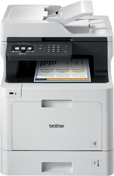 Brother imprimante couleur laser tout-en-un MFC-L8690CDW