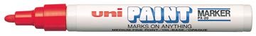 Uni marqueur peinture PX-20 rouge