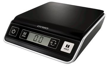 Dymo pèse-lettres M2, pèse jusqu'à 2 kg, intervalle de poids de 1 g