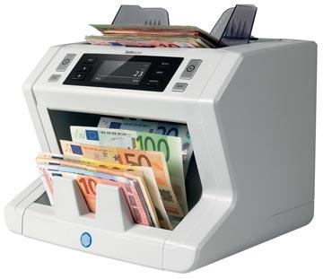 Safescan compteuse de billets 2665S, avec détection sextuple des contrefaçons