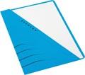 Jalema pochette Secolor découpée bleu