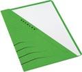 Jalema pochette Secolor découpée vert