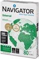 Navigator Universal papier d'impression, ft A3, 80 g, paquet de 500 feuilles